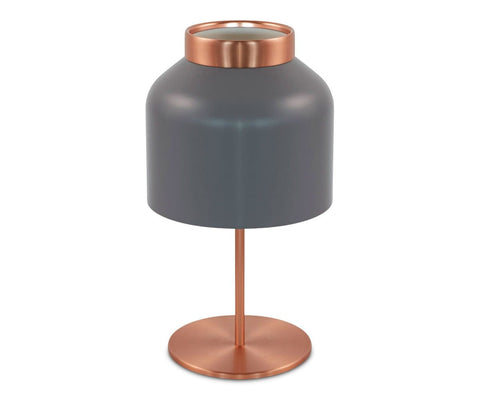 Horten Table Lamp - Grey