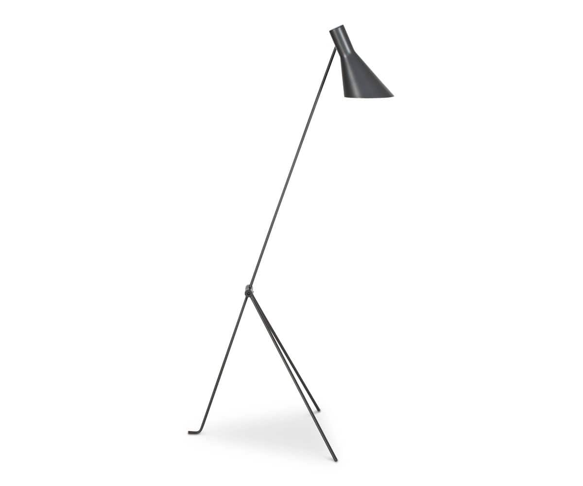Spotlight Floor Lamp - Grey