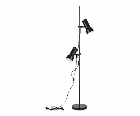Klassik Floor Lamp - Black