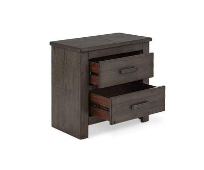 Carter Nightstand Carter Grey - Scandinavian Designs