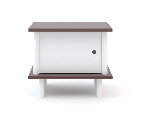 ML Nightstand - Walnut