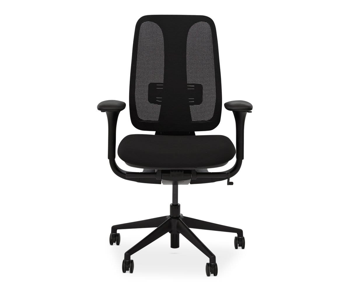 Casual support workspace chair
