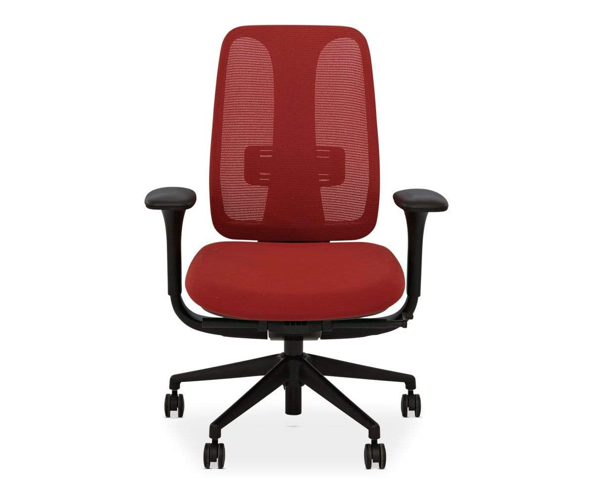 Mikkel Desk Chair- Red