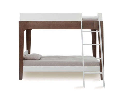 Perch Twin Bunk Bed - Walnut
