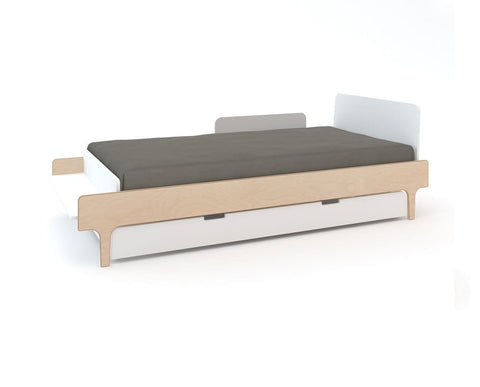 River Twin Bed - Birch
