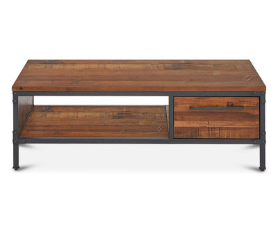 Insigna Coffee Table ANTIQUE NATURAL - Scandinavian Designs
