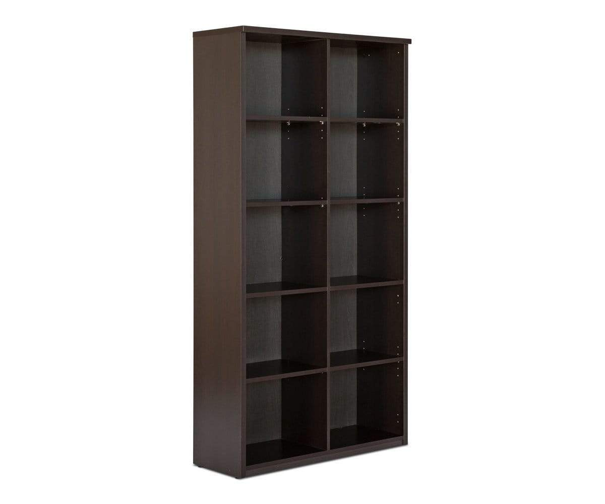 Contemporary traditional bookcase