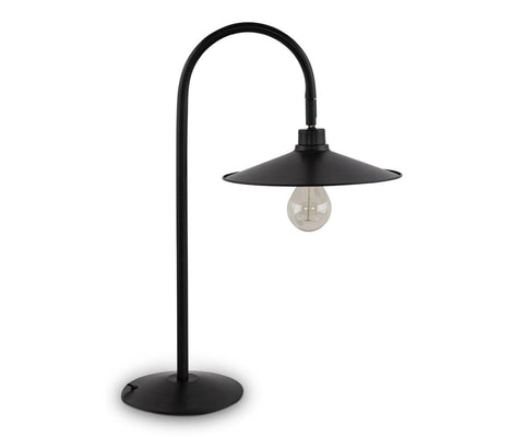 Skal Arch Desk Lamp - Black