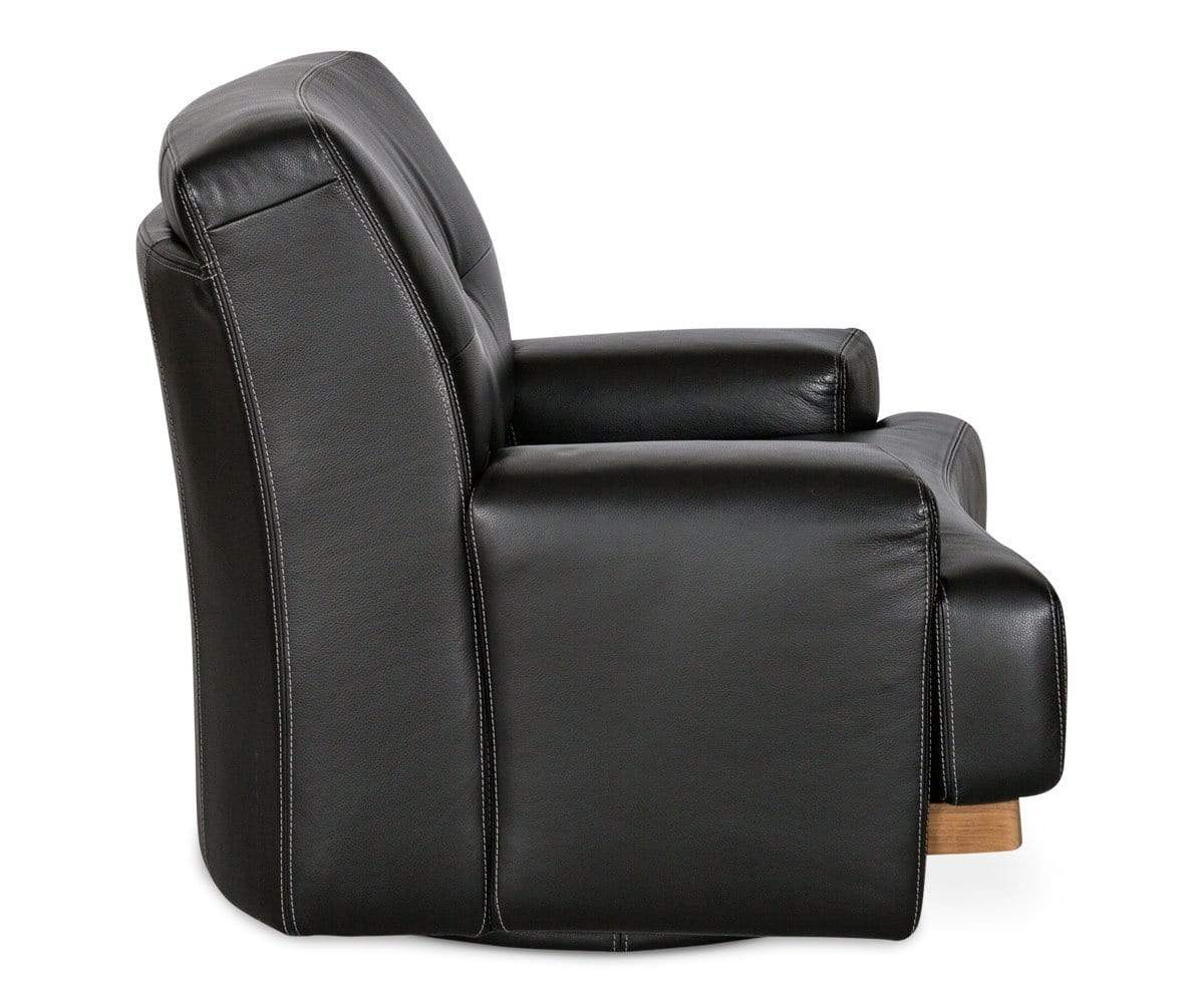 Modern swivel lounge seat
