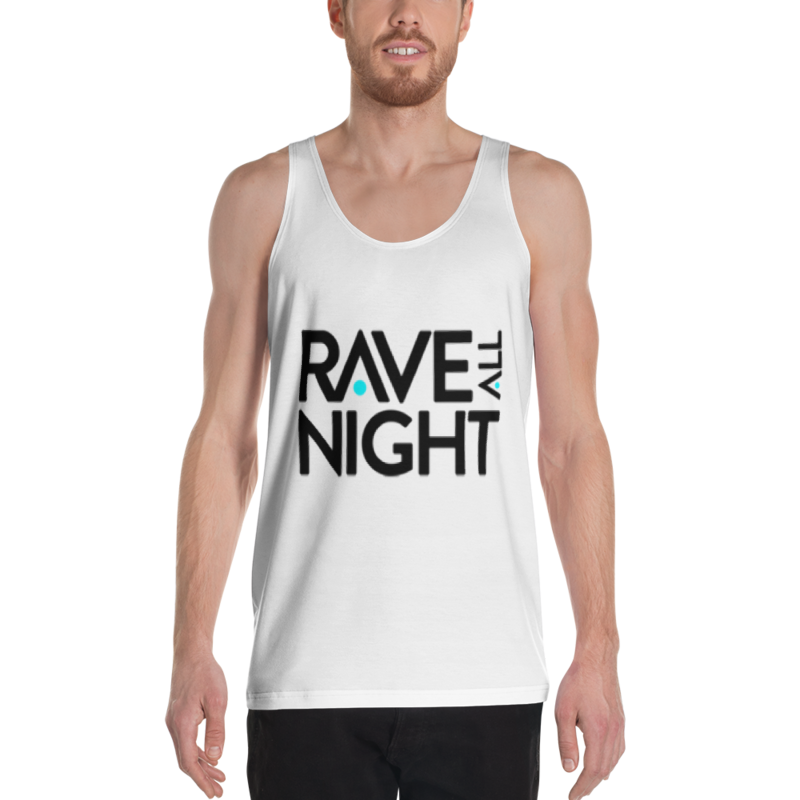 RaveAllNight All Over Tank - Rave All Night