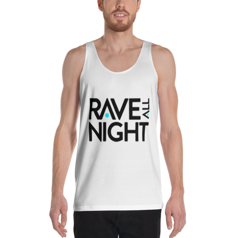 RaveAllNight All Over Tank