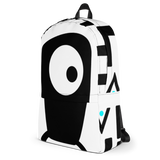 RaveAllNight All Over Backpack - Rave All Night