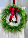Crafty Christmas Advent With Our 9-Year-Old - A Rosemary Wreath