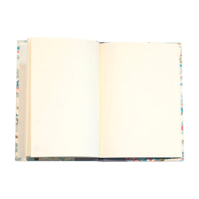 A5 Journal Italian Ivory inserts Unlined - CH188, Journal, Kami - Kami
