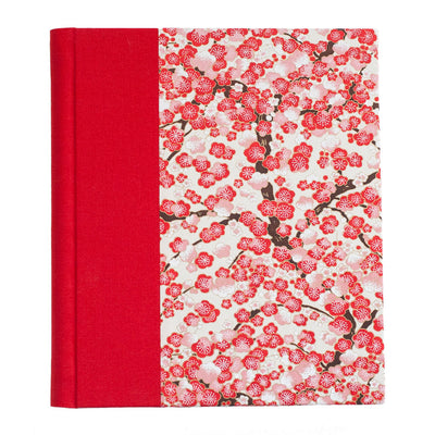 Art Spiral Book Unlined Square (Refillable) - CH019, Journal, Kami - Kami