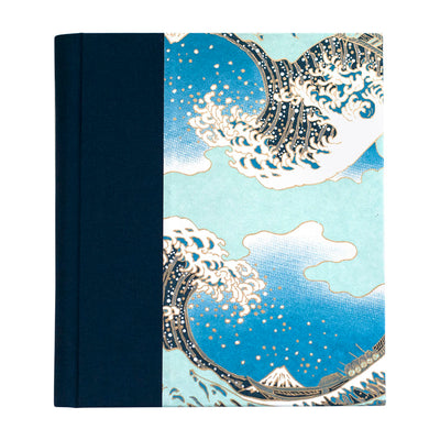 Art Spiral Book Unlined Square (Refillable) - CH192, Journal, Kami - Kami