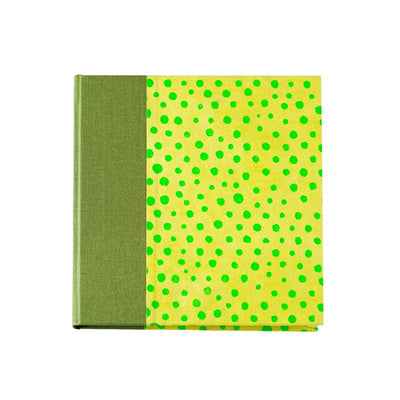 Art Journal Hard Cover Square (220x185mm), Customised Journal, Kami - Kami