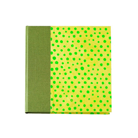 Art Journal Hard Cover Square (140X140Mm), Customised Journal, Kami - Kami