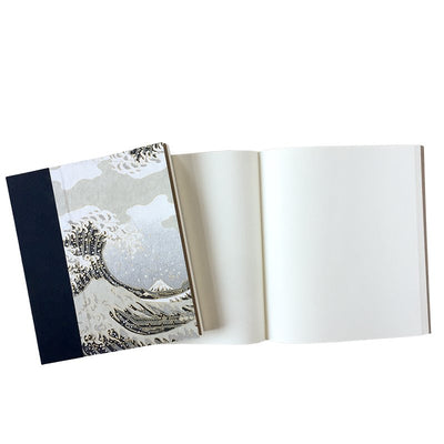 Art Journal Soft Cover Square (140X140Mm), Customised Journal, Kami - Kami