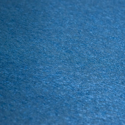 SaBB: Saiko - (Blue Fibres on Blue) - Kami Paper