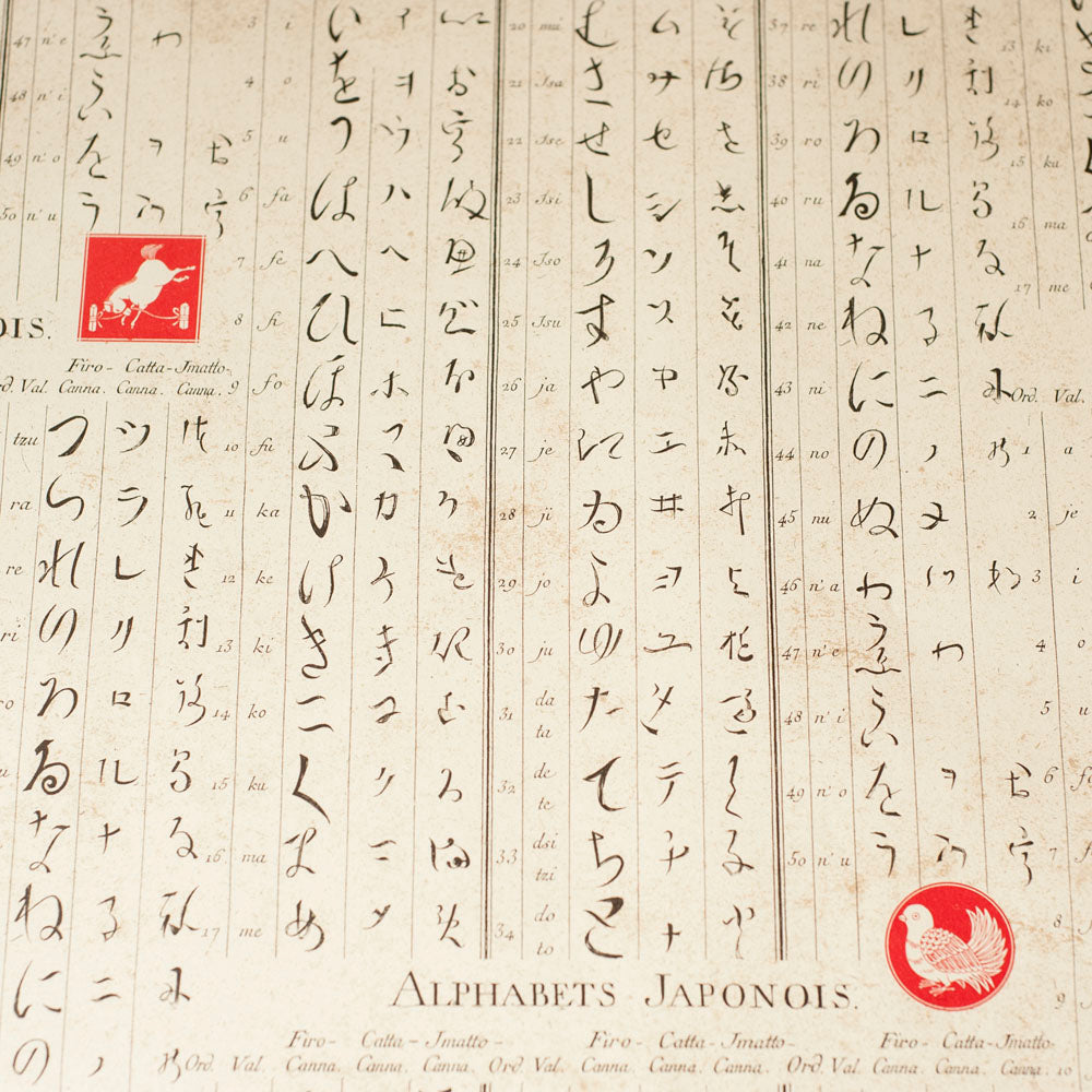 Rocrt628 rossi japanese alphabet paper kami paper rocrt628 rossi japanese alphabet paper kami paper thecheapjerseys Image collections