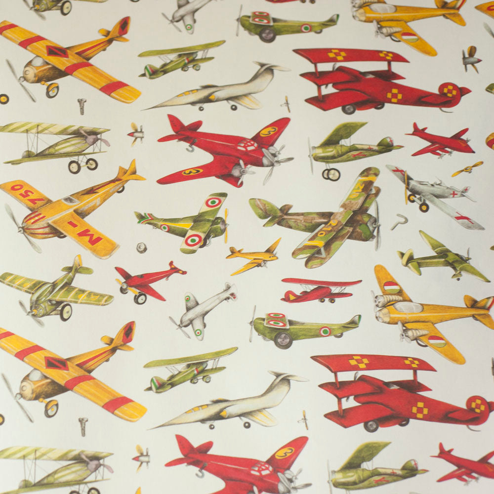 RoCRT576: Rossi Toy Airplanes Paper
