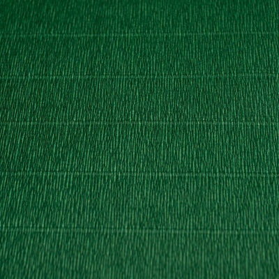 KC10: Crepe Paper - (Forest Green) - Kami Paper