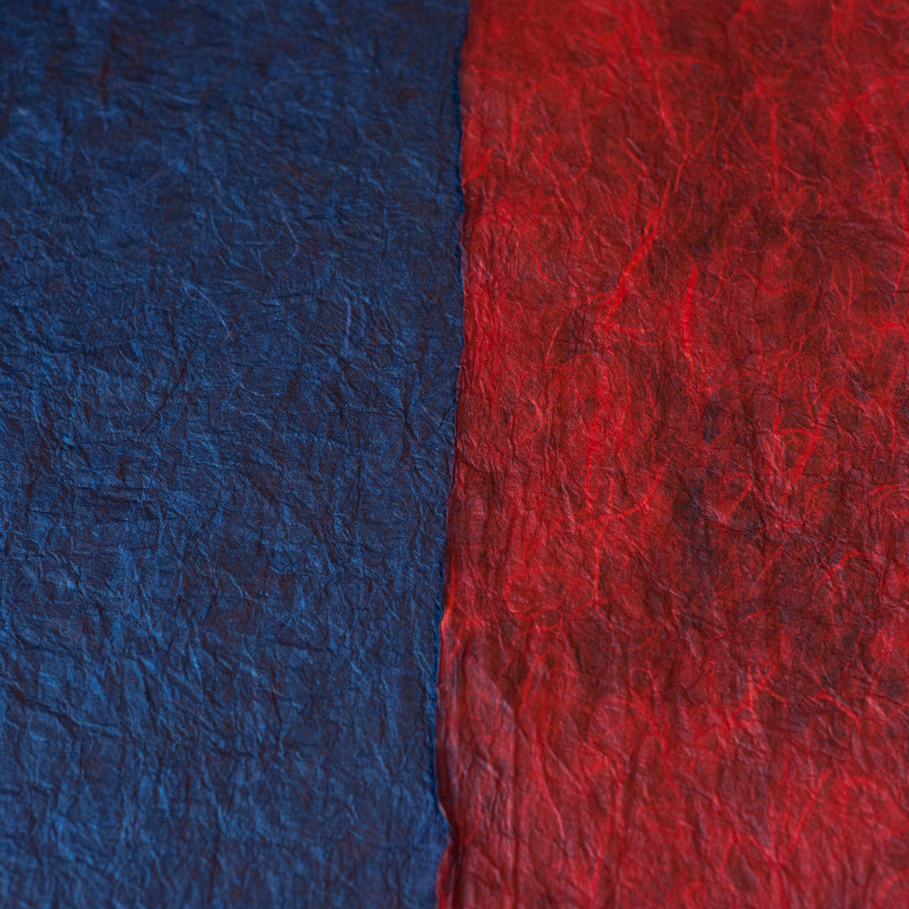 MoDSRBI: Momigami DS - (Red/Blue) - Kami Paper