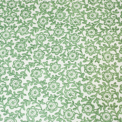ITF4104 - Flower (Green) - Kami Paper