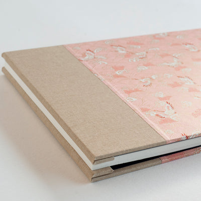 Post Bound Photo Album (Ivory 250x315mm) - Kami Paper