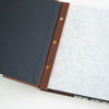 Post Bound Photo Album (Black 250x315mm) - Kami Paper