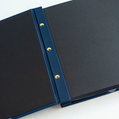 Post Bound Photo Album (250X315mm) - Ch101 - Kami Paper