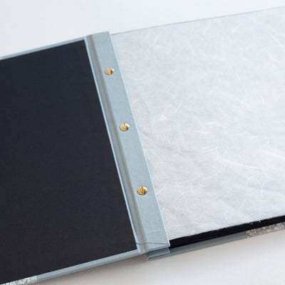 Post Bound Photo Album (250X315Mm) - Ch150 - Kami Paper