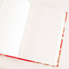 Sewn Bound Journal Thick (Italian Ivory Insert A5 218x150mm) - Kami Paper