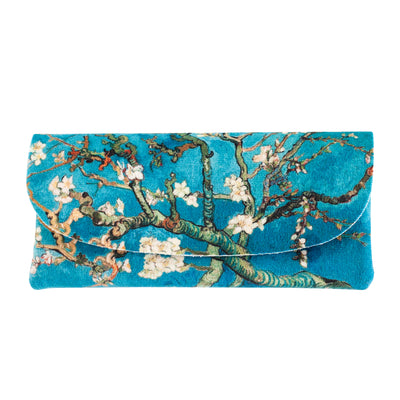Microfibre Valour Glass Case (Cherry Blossoms) - Kami Paper