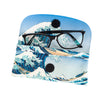 Microfibre Valour Glass Case (Hokusai Wave)