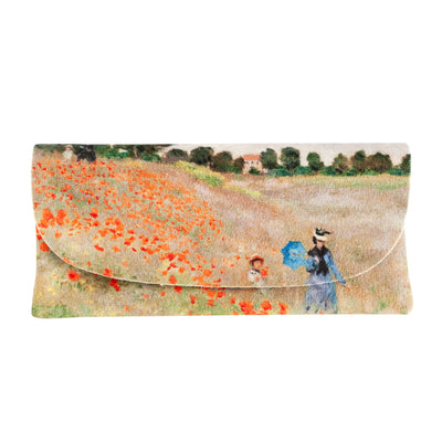 Microfibre Valour Glass Case (Lady in the Fields)