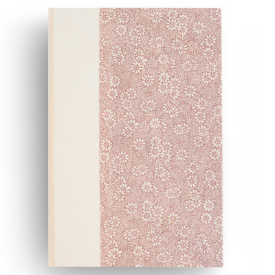 Sewn Bound Journal Thin (Italian Ivory Insert A5 220x150mm) B1 - Kami Paper