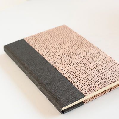 Sewn Bound Journal Thin (Italian Ivory Insert A5 220x150mm) B7 - Kami Paper