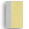 Art Ivory Hard Cover Journal (A5) - Lokta Specks - Yellow / Green, Journal, Kami - Kami