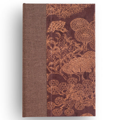 Art Ivory Hard Cover Journal (A5) -A4 - Kami Paper