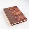 Art Ivory Hard Cover Journal (A5) - Lokta Kongpo - Brown / Copper, Journal, Kami - Kami