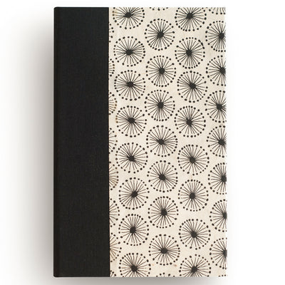 Art Ivory Hard Cover Journal (A5) -A6 - Kami Paper
