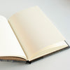 Art Ivory Hard Cover Journal (A5) -A7 - Kami Paper