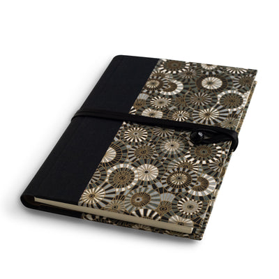 A5 | Spiral Bound Wrap Journal  | Lined