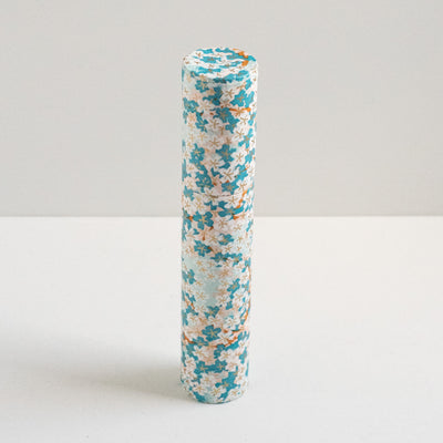 Pencil Tube | Cherry Blossoms | Blue