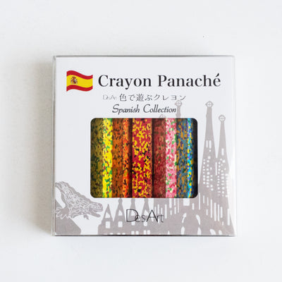Crayon Panache | Spanish Collection