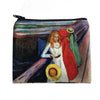 Microfibre Valour Coin Purse | Edvard Munch | The Girls on the Bridge