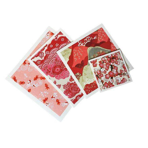 Ivory Series Cards (125X125Mm)