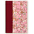 Art Ivory Hard Cover Journal (A5) - Sakura with Red binding
